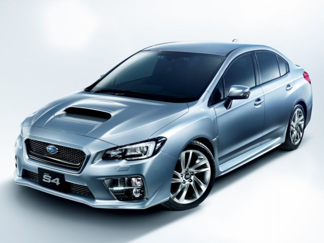 2014 Subaru WRX S-4 wallpaper
