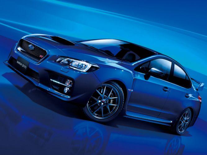 2014 Subaru WRX STI JP-spec wallpaper