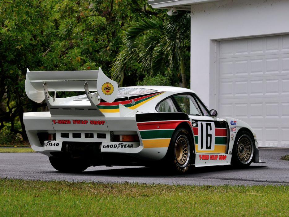 1980 Porsche 935 IMSA Racing race classic wallpaper