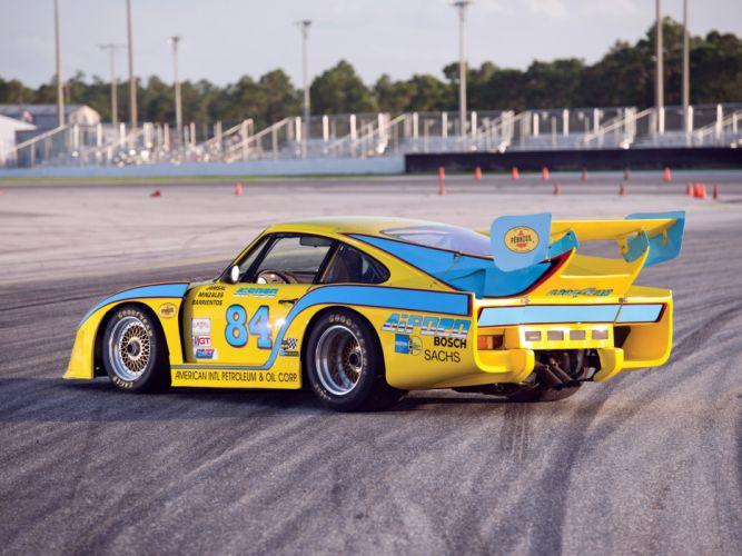 1981 Porsche 935 IMSA Racing El-Salvador (0171) race racing wallpaper
