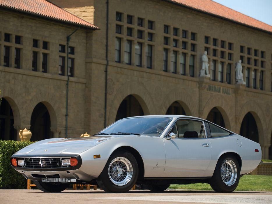 1971-73 Ferrari 365 GTC4 US-spec supercar gtc classic wallpaper