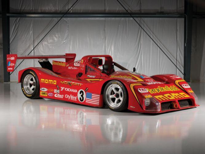 1993 Ferrari 333 SP Le-Mans race racing s-p lemans wallpaper