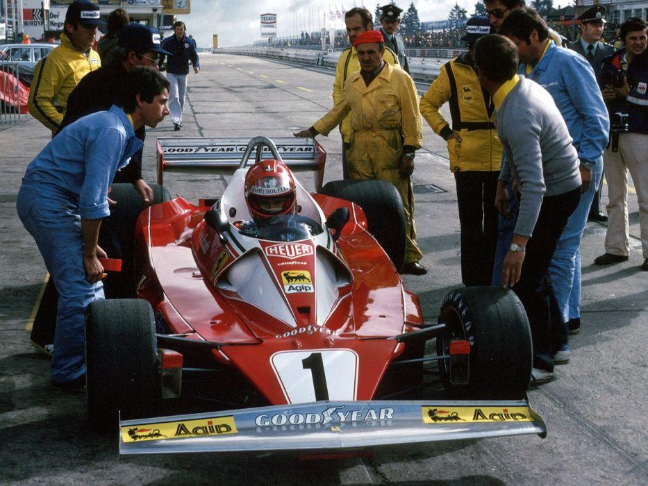 1976-78 Ferrari 312 T formula one f-1 race racing wallpaper