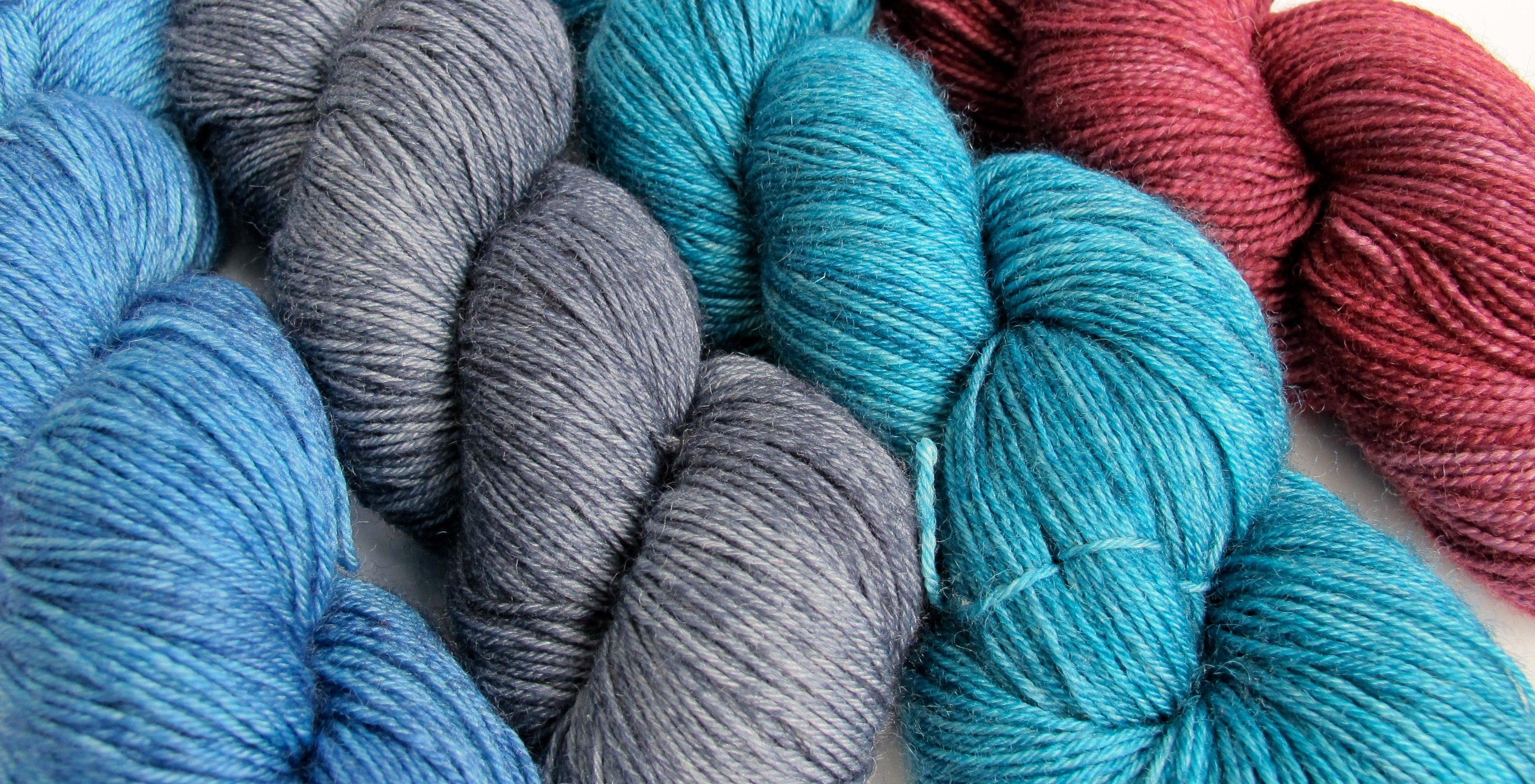 yarn string pattern knitting rope psychedelic bokeh craft