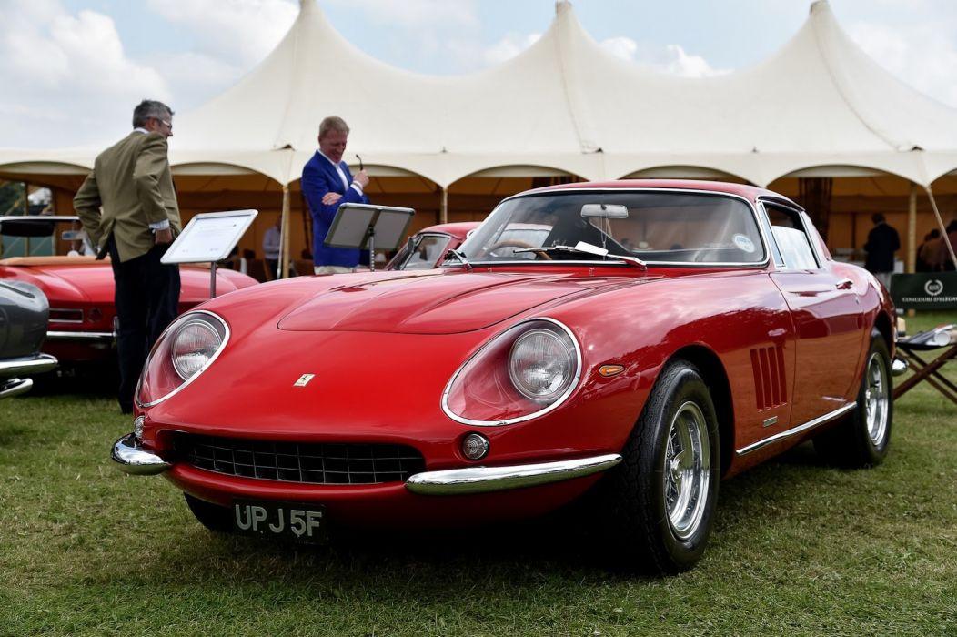 275 berlinetta classic Ferrari gtb vintage supercars wallpaper