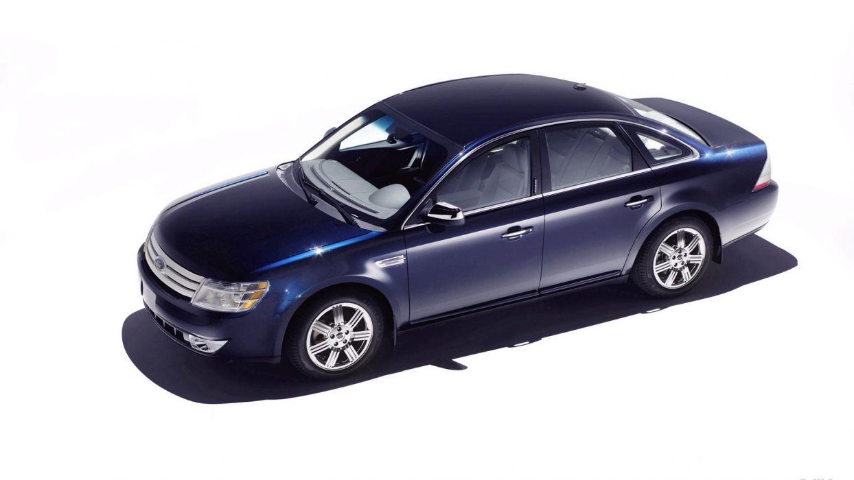2008 Ford Taurus SEL wallpaper
