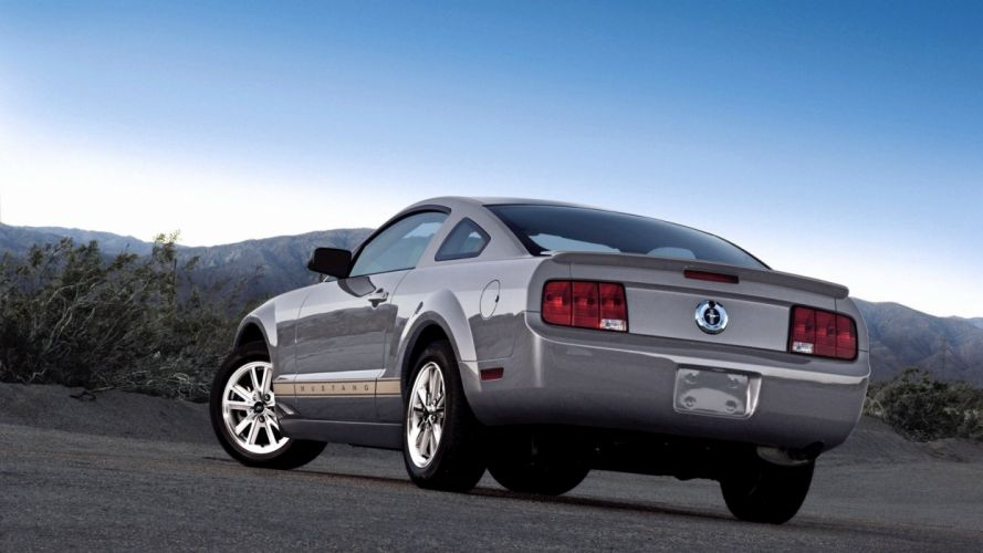 Ford Mustang 2005 wallpaper