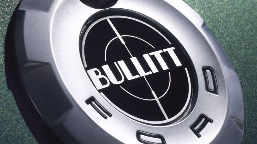 2008 Ford Mustang Bullitt wallpaper