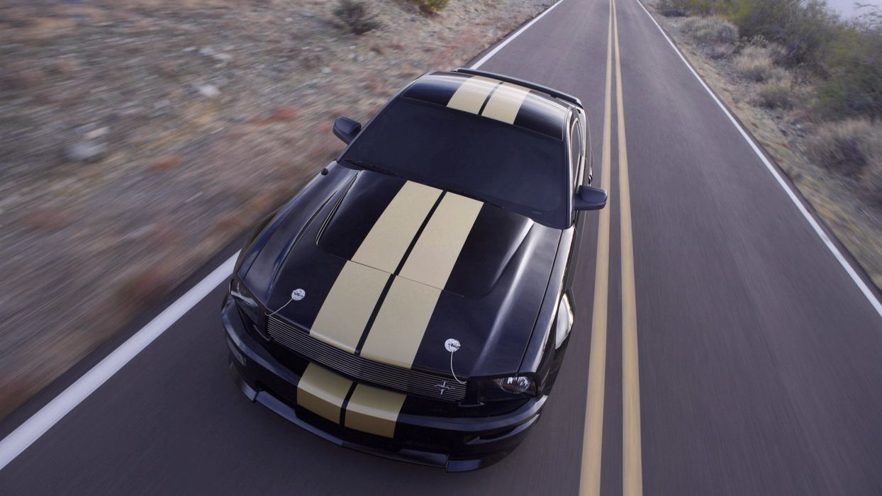 2006 Shelby GT-H wallpaper