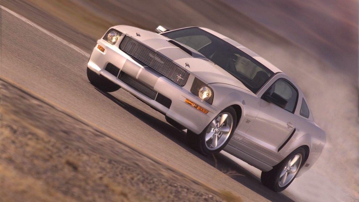 2007 Shelby GT wallpaper