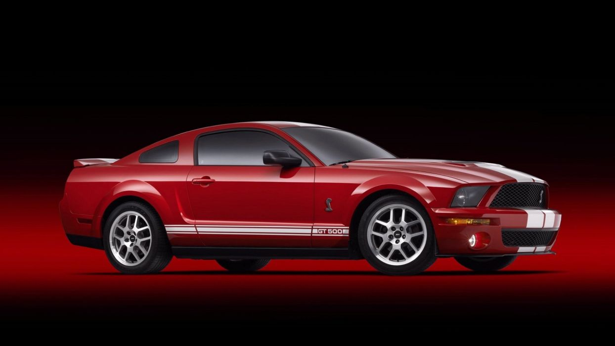 2007aei2009 Ford Shelby GT500 wallpaper
