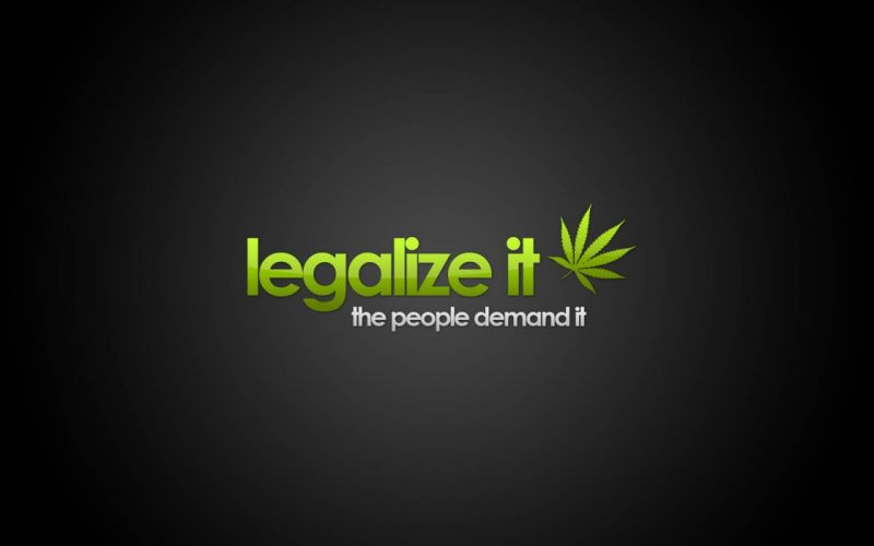 Legalize Weed wallpaper
