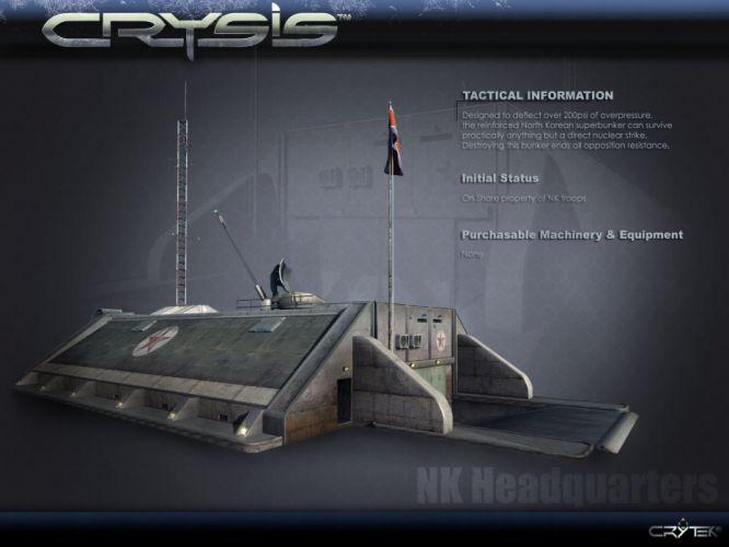 Crysis Base wallpaper