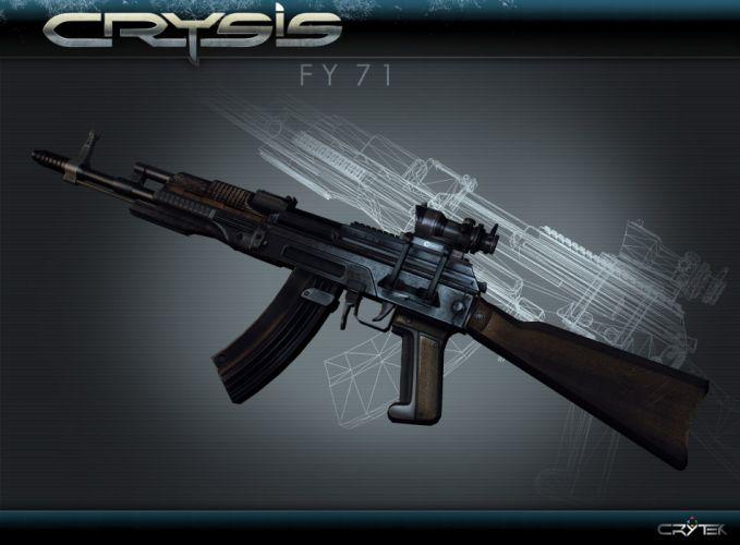 Crysis AK wallpaper