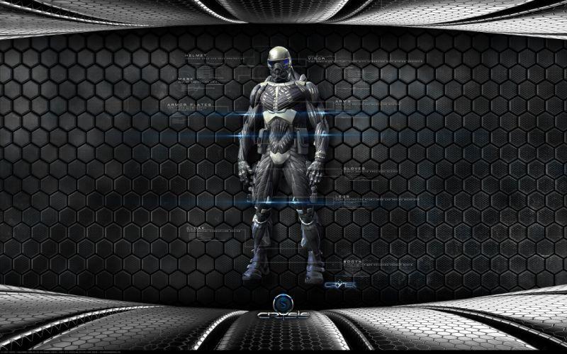 Crysis suit wallpaper