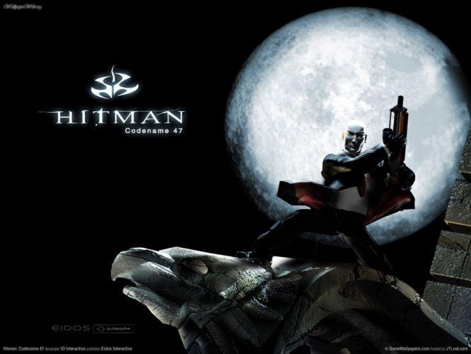 Hitman codename 47 wallpaper