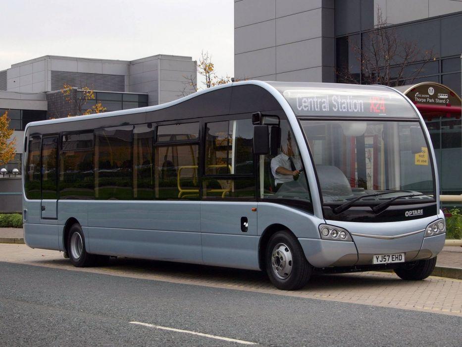 2007 Optare Solo S-R bus semi transport wallpaper