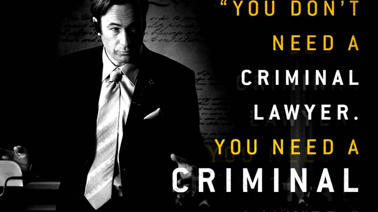 Better Call Saul Comedy Drama Series Crime Better Call Saul