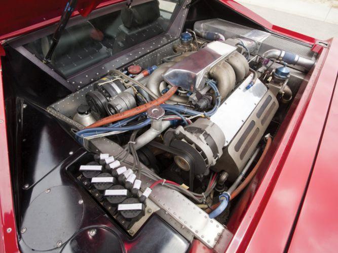 1990-93 Vector W-8 supercar wallpaper