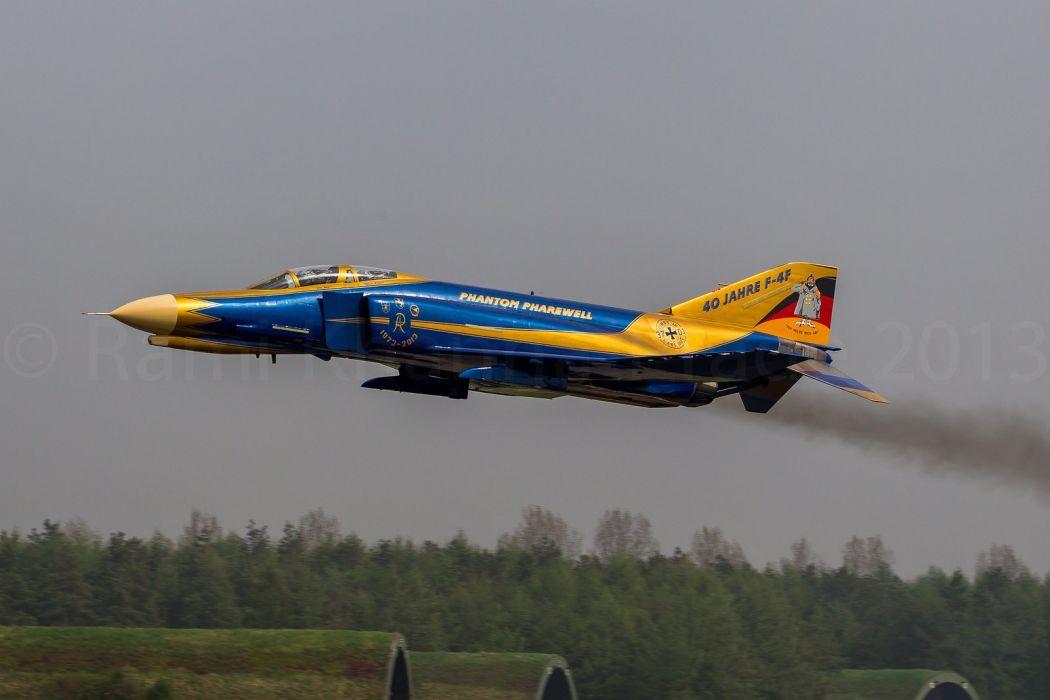 aircrafts army douglas Fighter jets mcdonnell Phantom F 4 USA wallpaper