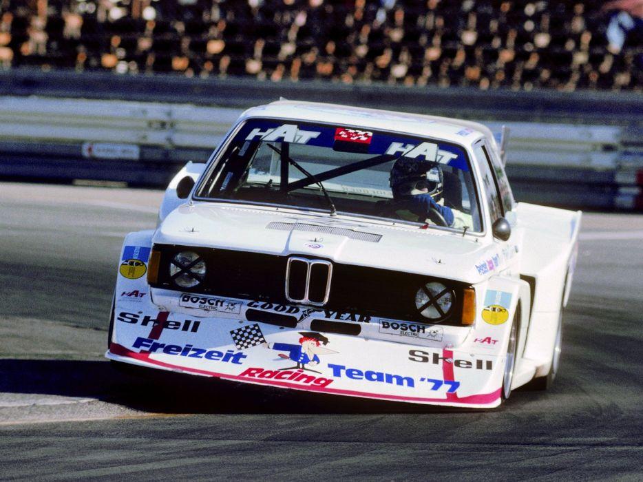 1977-79 BMW 320i Turbo Group-5 (E21) race racing wallpaper