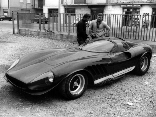 1969 Thomassina-III supercar classic Thomassina wallpaper
