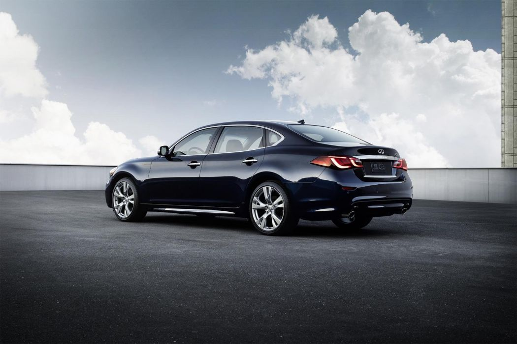 2015 Infiniti Q70 sedan cars wallpaper