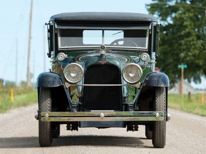 1922 Duesenberg Model-A 661-1075 Coupe Fleetwood retro wallpaper