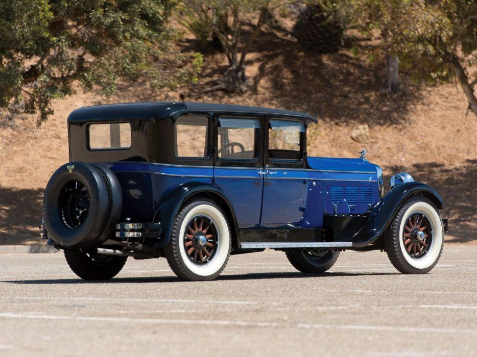 1926 Stutz Vertical Eight Model-AA Sedan luxury retro wallpaper