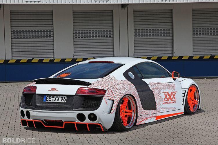 2015 Tuner-Wheels Audi R-8 tuning wallpaper