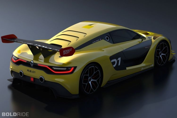 2015 Renault Sport RS01 supercar race racing r-s wallpaper
