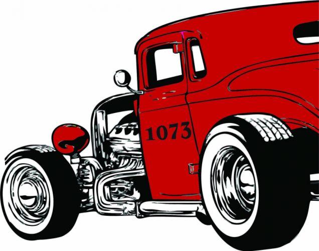 hot rod rods wallpaper