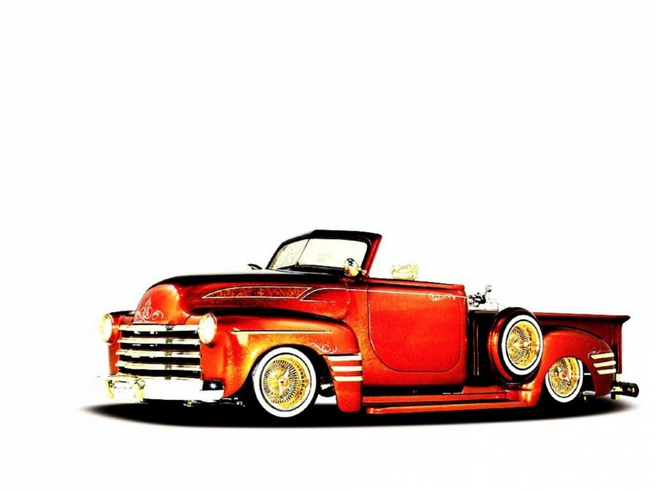lowrider pickup wallpaper