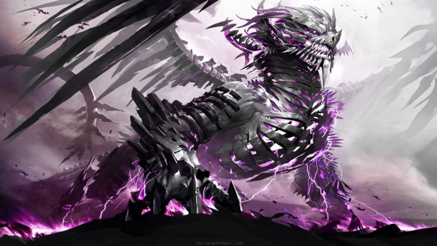 ChaosDragon Dragon Fantasy HD wallpaper