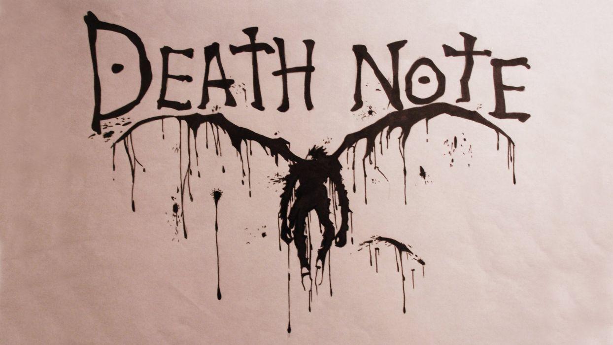 DeathNote wallpaper