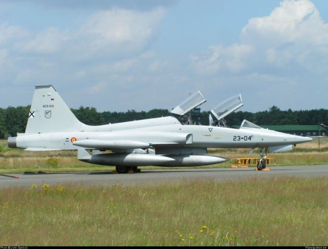 aircrafts army Fighter jets USA Northrop F-5 Freedom Fighter wallpaper