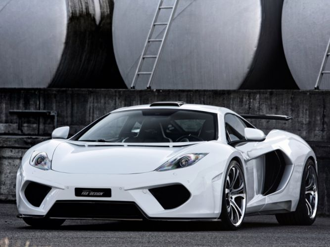 FAB Design McLaren MP4 12C Terso 2012 tuning wallpaper