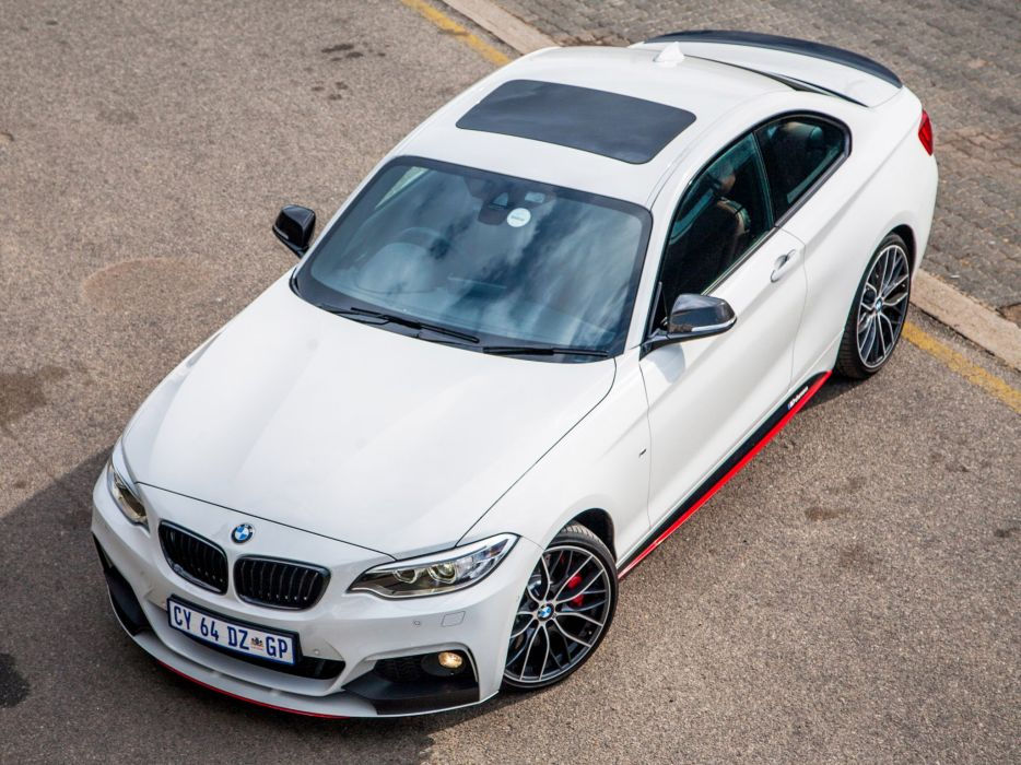 BMW 2-Series M220d Coupe M-Performance Accessories F22 2014 wallpaper