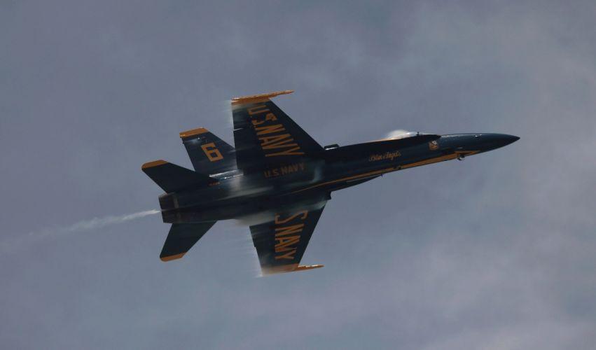 A-18 Hornet wallpaper