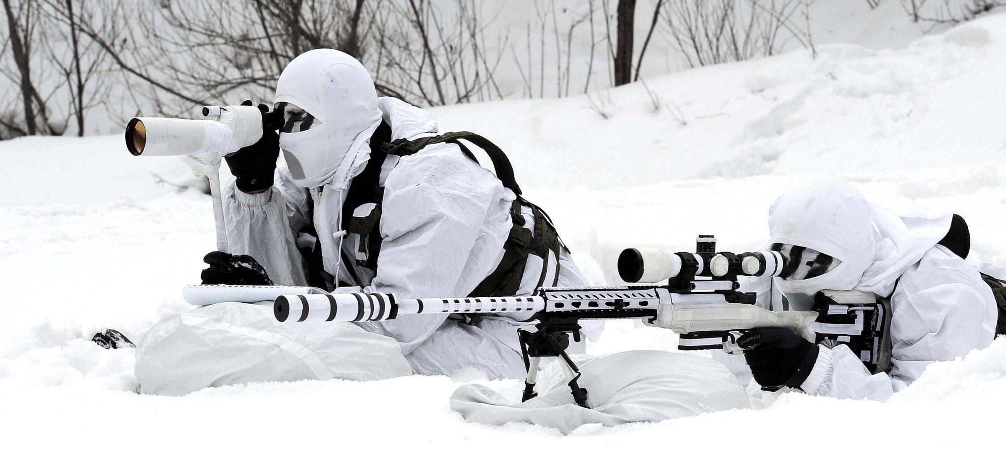 Army Sniper Wallpaper 2048x930 438005 Wallpaperup