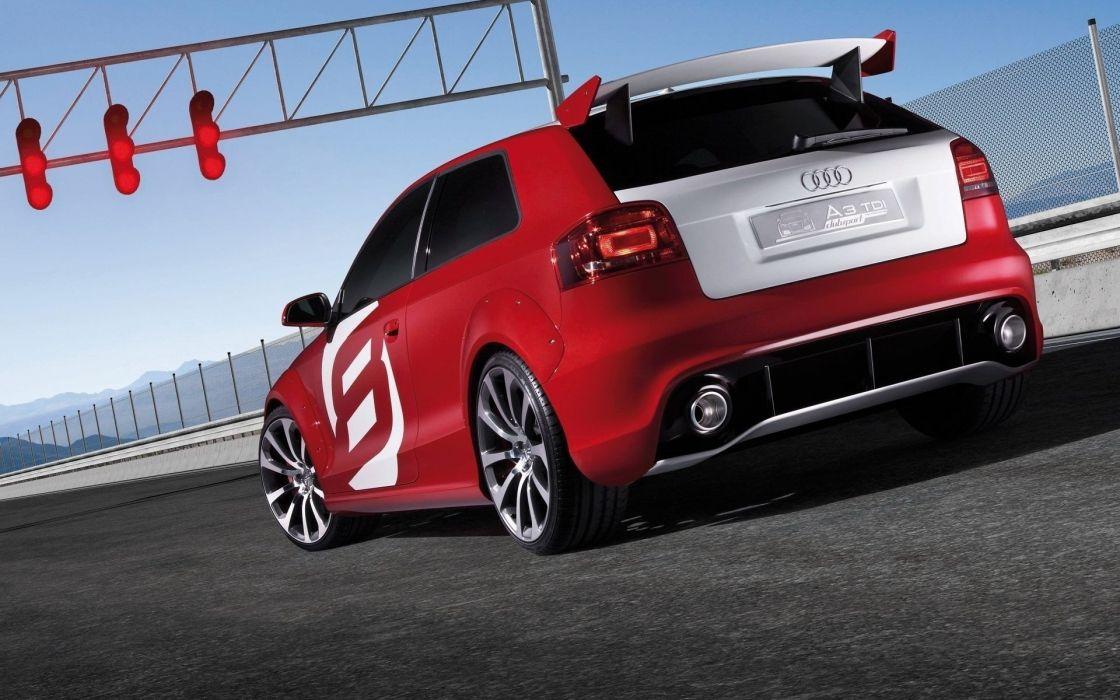 Audi A3 tdi wallpaper