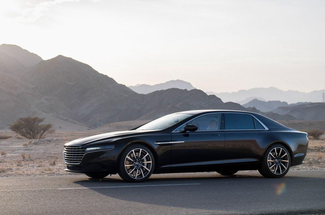 2015 Aston Martin New Lagonda Sedan UK cars wallpaper