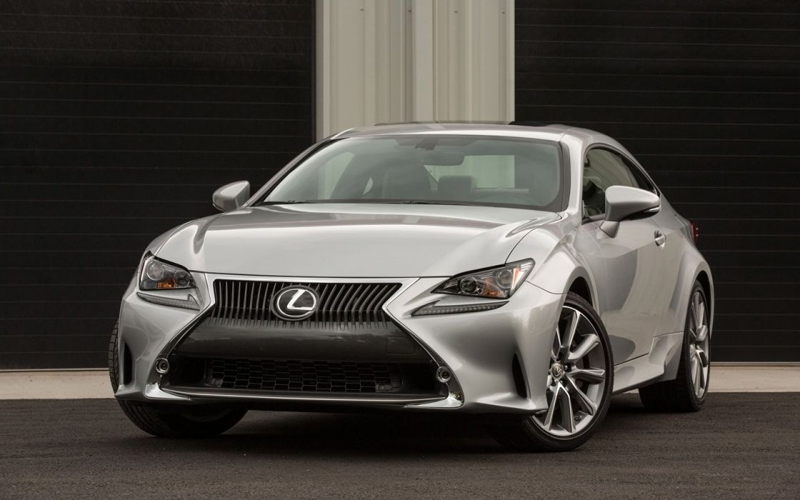 2015 Lexus RC 350 coupe wallpaper