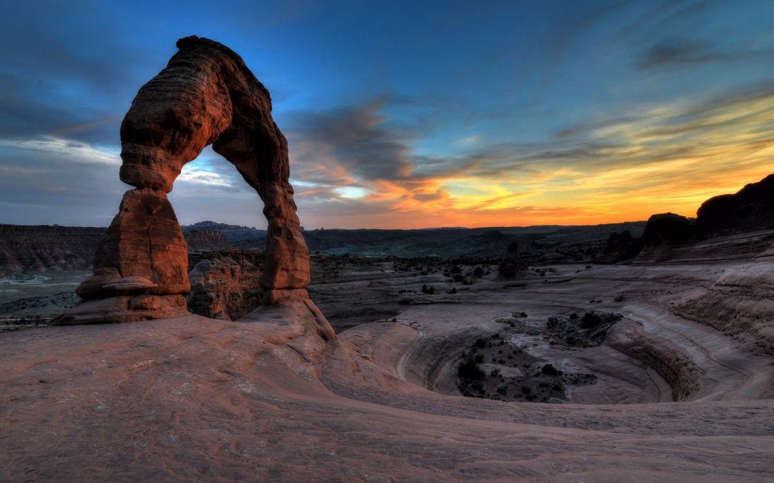 river nature sky sun rocks canyon wallpaper