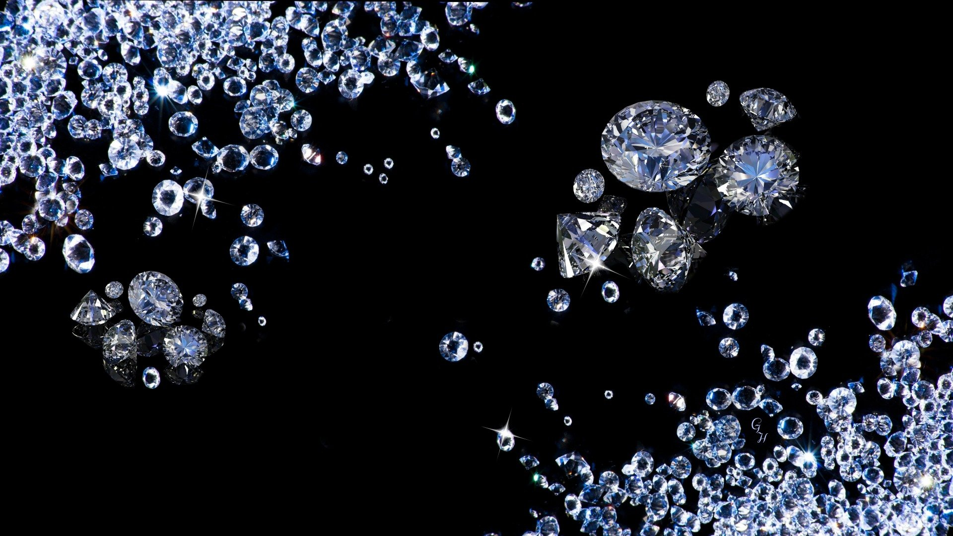 black beautiful stock reflections with jewel reflective a background on diamond image illustration dark sparkling sparkle photo
