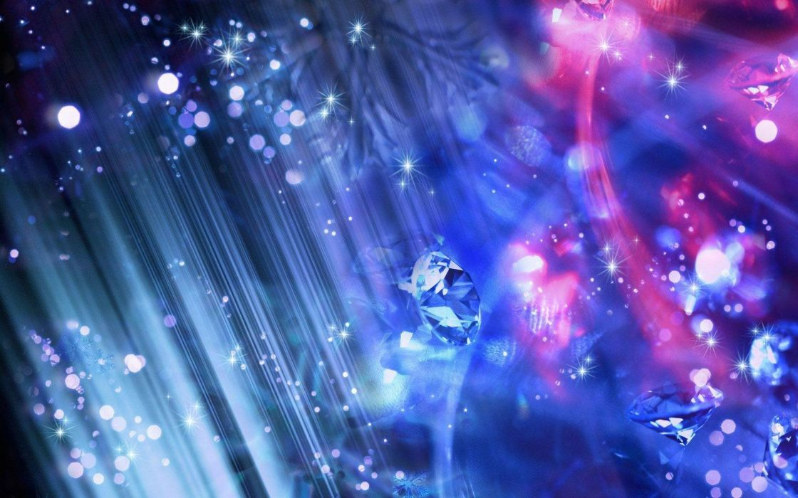 Diamonds diamond jewelery bokeh bling abstraction abstract sparkle wallpaper