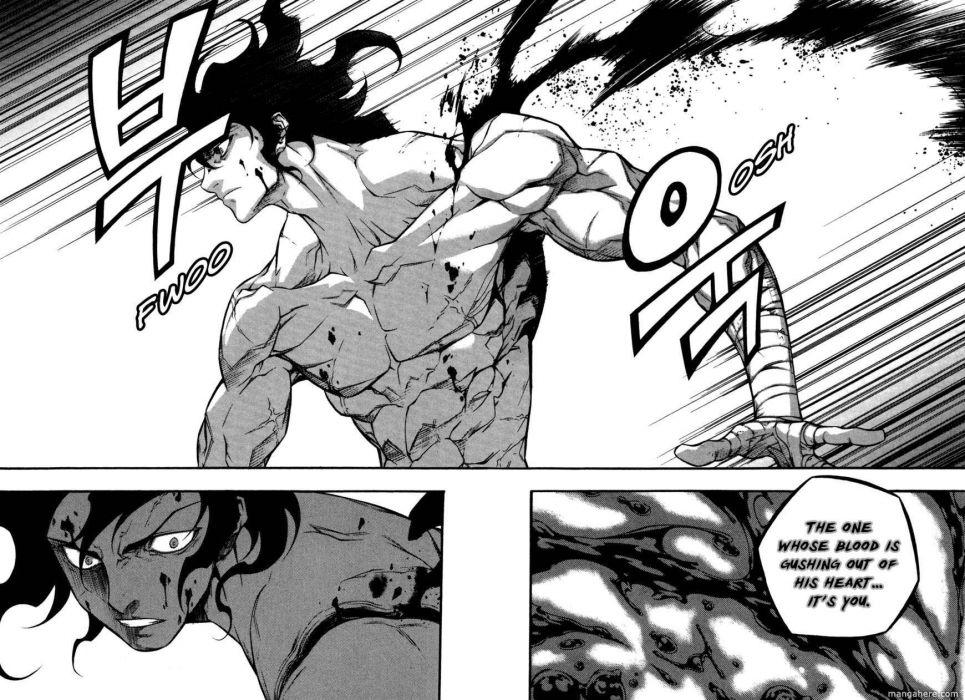 Hell Blade Action Manga Fighting Hellblade Wallpaper