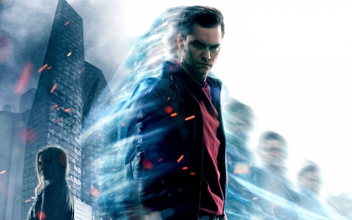 QUANTUM BREAK action shooter wallpaper