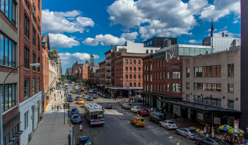 brooklyn cities City Intel rivers new York manhattan wallpaper