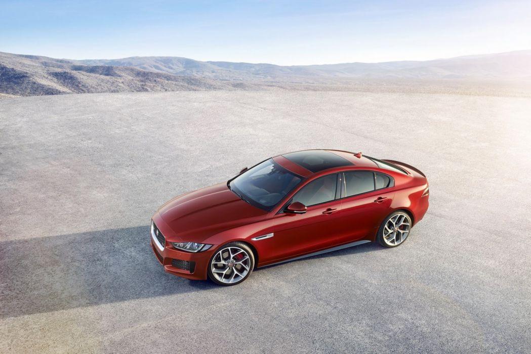 2016 Jaguar X E Sports Saloon sedan cars wallpaper